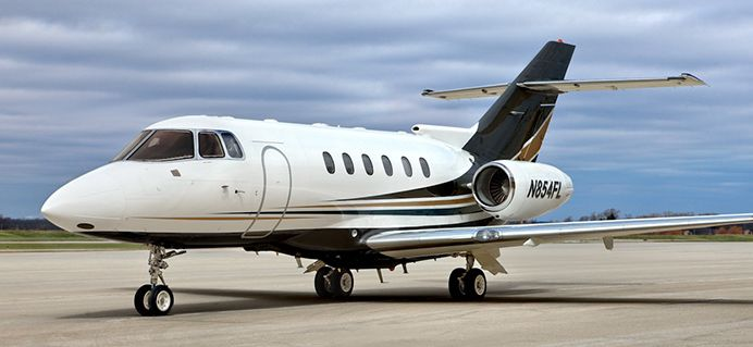 Hawker 800XP | N854FL