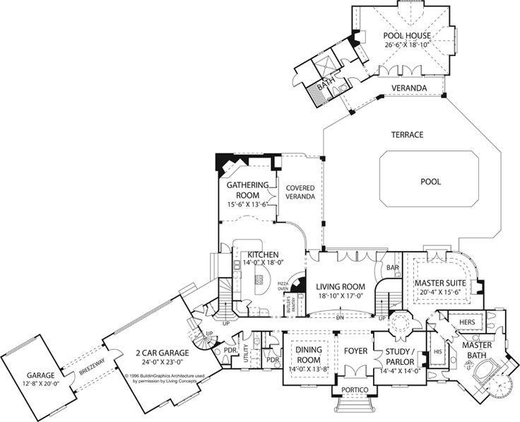 17 best images about floor plans on pinterest luxury for House plans and more com home plans