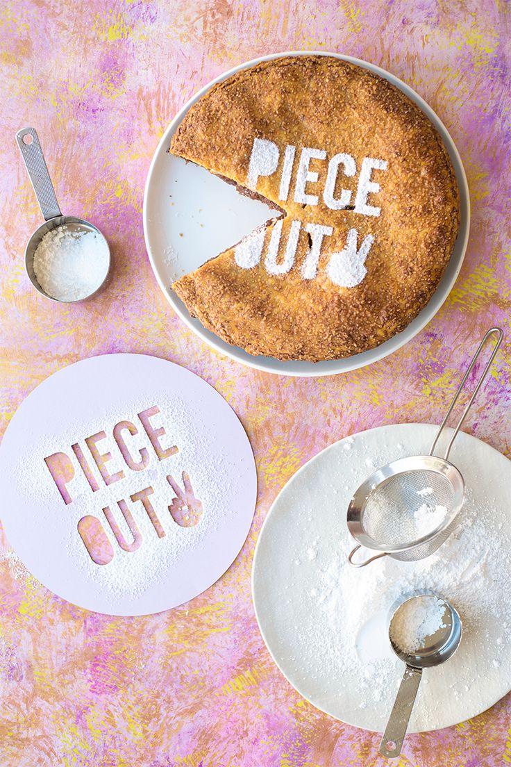 DIY Pie Stencil Puns   studiodiy.com