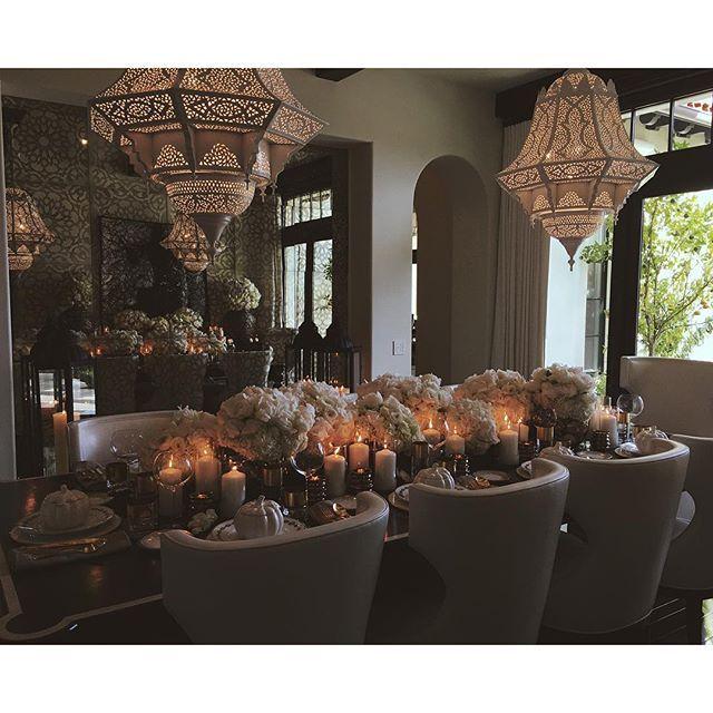 Les 109 meilleures images du tableau khloe kardashian home for Decoration maison khloe kardashian
