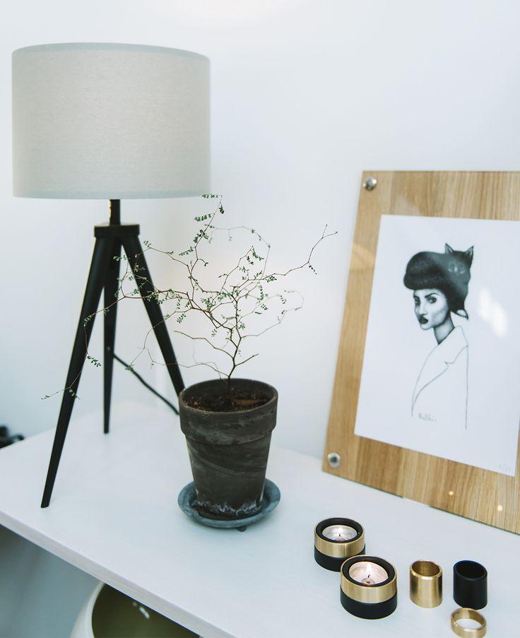 DARØ Paso Tri table lamp