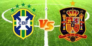 Prediksi Hasil Final Piala Konfederasi 2013 : Brasil Vs Spanyol | FATAMORGANA