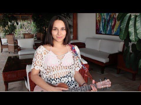 Danny Ocean - Me rehuso (ukulele cover) - YouTube