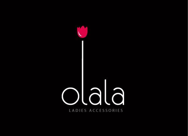 Olala Logo Design