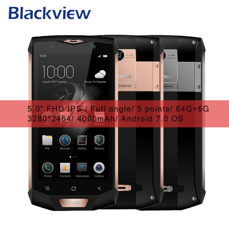 """>> Click to Buy << Blackview BV8000 Pro 4G Smartphone Waterproof IP68 Android 7.0 MT6757V Octa Core 64G ROM 6G RAM 5.0""""FHD Fingerprint Type C Cable #Affiliate"""