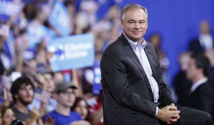 Vice presidental nominee Sen. Tim Kaine predicted that House Republicans, who stopped President Obama's last bid for…