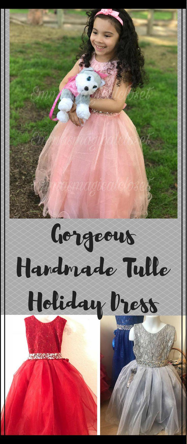 87 best Holiday Dresses for Girls images on Pinterest | Vestidos ...
