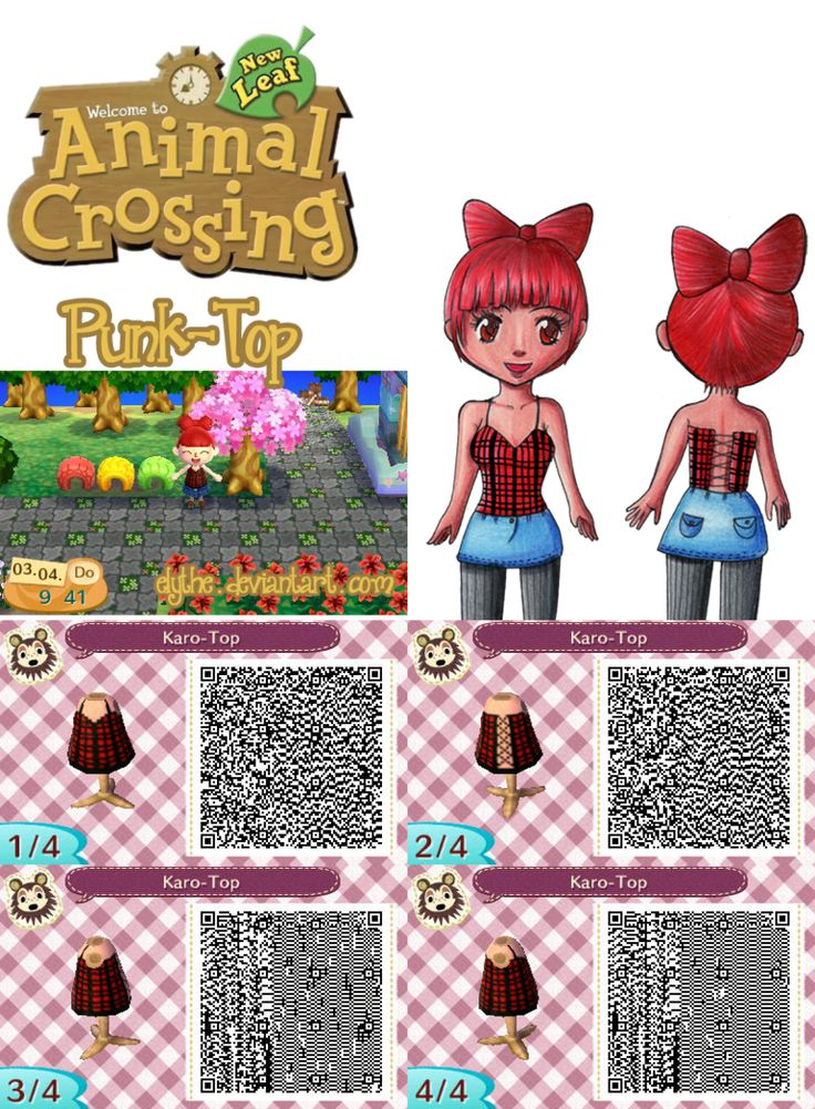 17 best images about animal crossing qr designs on pinterest batgirl costume vocaloid ia and - Coupes animal crossing new leaf ...