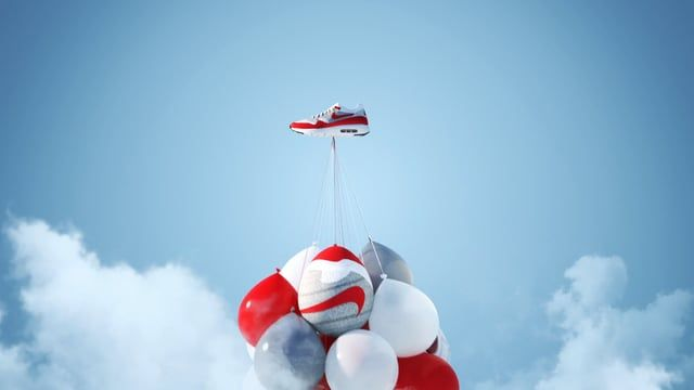 Nike asked Aixsponza to make a movie that tells the story of lightest Air Max shoe ever. I've been mainly responsible for the design of the balloons as well as lot of overall concepts. It was my first stay at Aixsponza and I had a really great time.