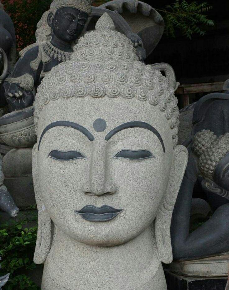 Budha Statue of Mahabalipuram