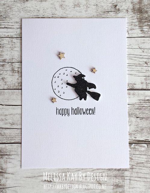 SPOOKY FUN - HALLOWEEN CARD SET
