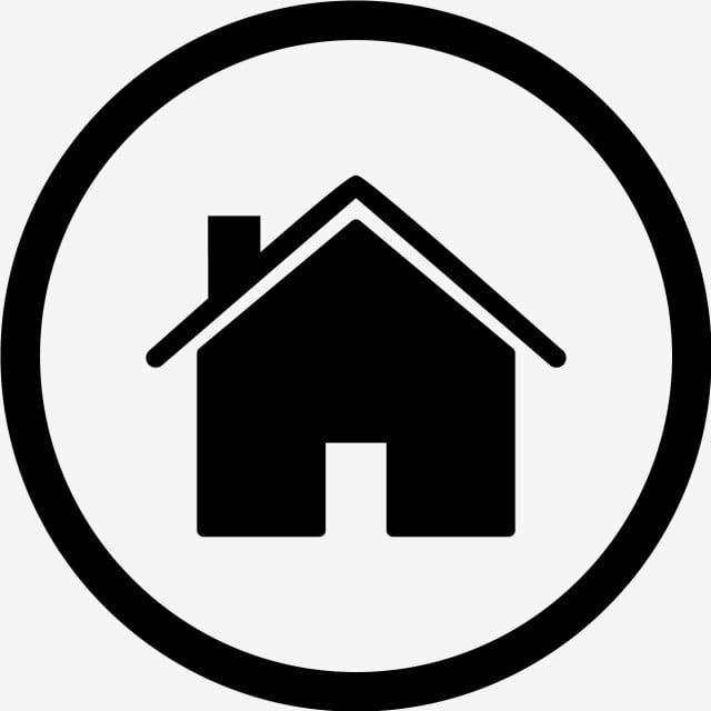 Znachok Doma Vektor Kvartira Dom Zhiloj Dom Png I Vektor Png Dlya Besplatnoj Zagruzki In 2021 Home Icon Identity Design Logo House Vector