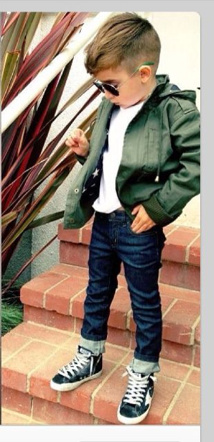 Baby Boy swag little boy clothes
