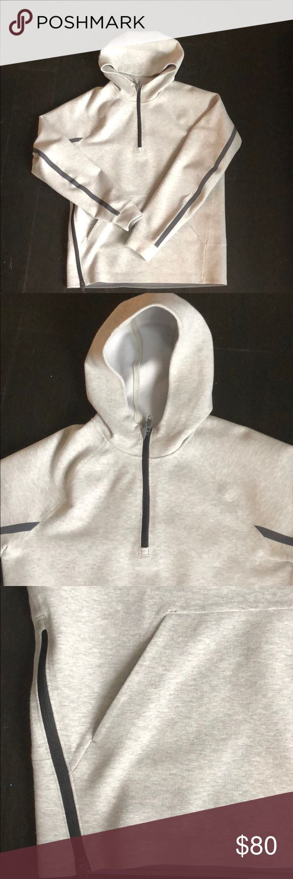 Lululemon Lululemon Chamber Pullover Hoodie   https://shop.lululemon.com/p/mens-jackets-and-hoodies-hoodies/Chamber-Pullover-Hoodie/_/prod640076?rcnt=54&N=87x&cnt=61&color=LM3E19S_1966 lululemon athletica Shirts Sweatshirts & Hoodies