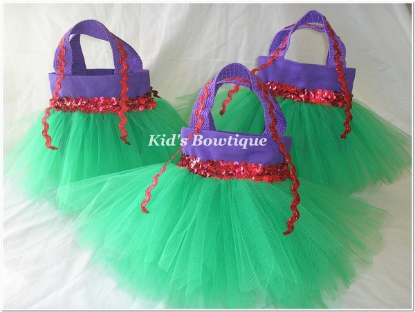 Ariel Party Favors! isa-s-birthday-party