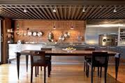 cucina con mattoni rossi - Cerca con Google