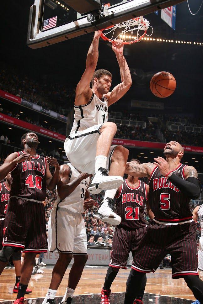 Brooklyn Nets -  Brook Lopez #11