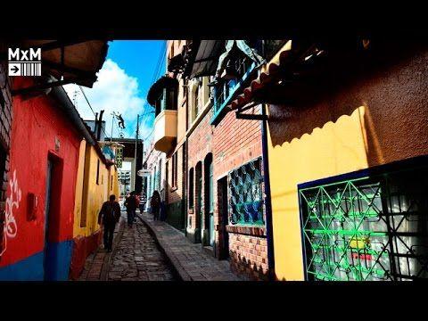 Madrileños por el mundo: Bogotá - YouTube
