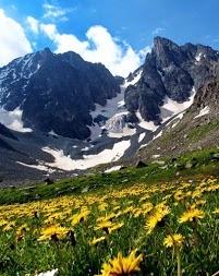 Kaçkar Mountains, Turkey: