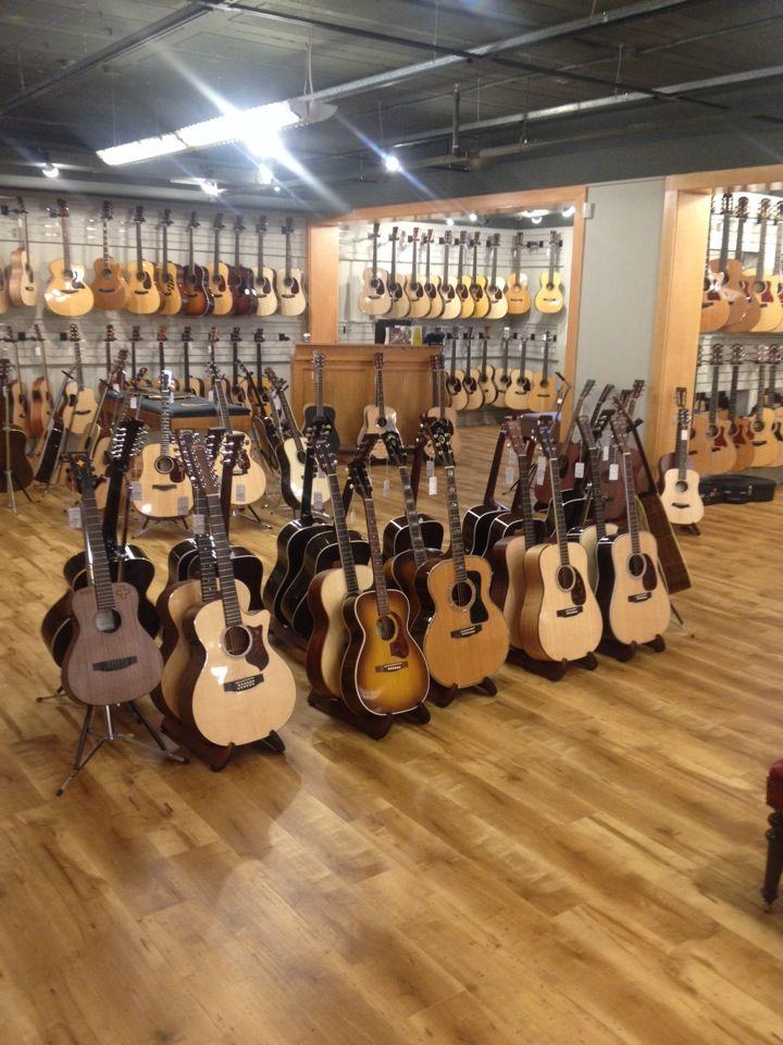 gruhn guitars nashville broads pinterest. Black Bedroom Furniture Sets. Home Design Ideas