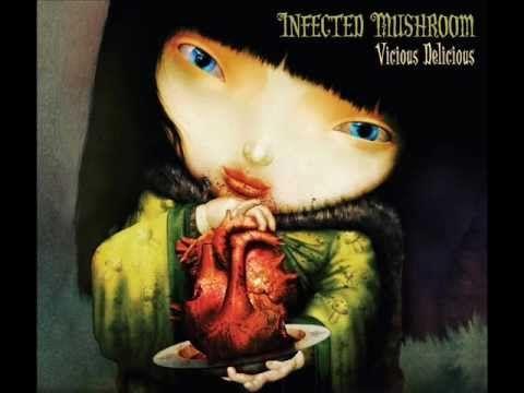 Infected Mushroom - Vicious Delicious (Full album)