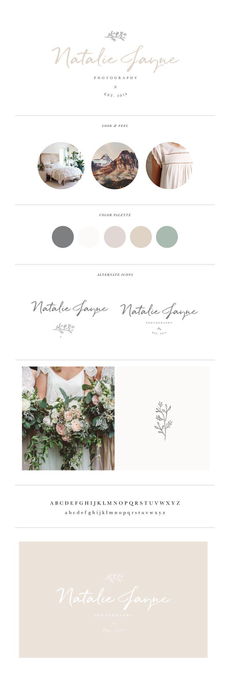 Customized Web site & Model Design – Natalie Jayne Pictures