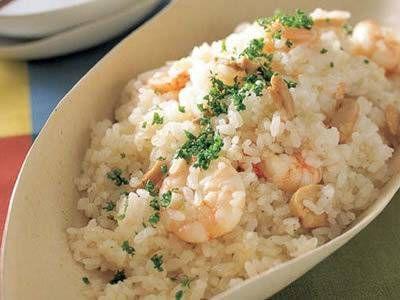 グッチ 裕三 さんの米を使った「グッチさんちのえびピラフ」。 NHK「きょうの料理」で放送された料理レシピや献立が満載。