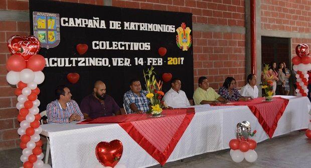 REGISTRO CIVIL Y DIF DE ACULTZINGO CONTINÚAN CAMPAÑA DE MATRIMONIOS COLECTIVOS. - http://www.esnoticiaveracruz.com/registro-civil-y-dif-de-acultzingo-continuan-campana-de-matrimonios-colectivos/