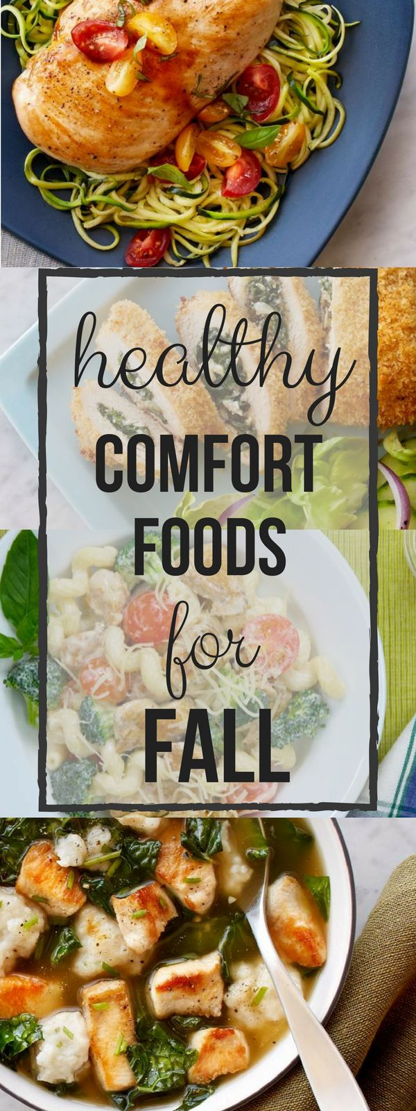 Comfort foods don't have to be heavy! We're redefining comfort foods with Foster Farms Simply Raised Chicken. These healthy, tasty, and nutritious meals will be on your table in a jiffy and energize your whole family. The NEW Comfort Food is perfect for the fall! #ad