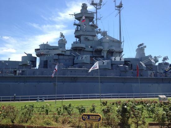 Submarine - Picture of Battleship USS ALABAMA, Mobile - TripAdvisor