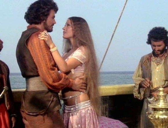 Patrick Wayne Sinbad | Patrick Wayne & Jane Seymour in ...