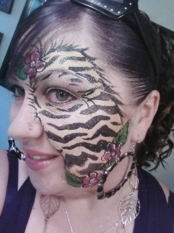 8 best houston face painter images on pinterest face for Cheap face painting houston