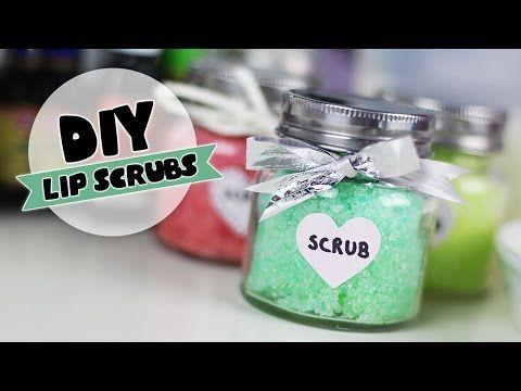 Super Cheap & Easy-To-Make Homemade Lip Scrubs! - Gwyl.io