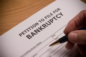 Filing for Bankruptcy in Retirement