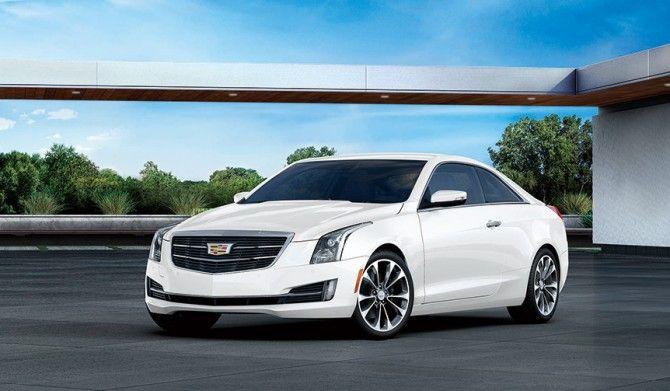 キャデラックATSCTSに特別カラーの限定車Cadillac