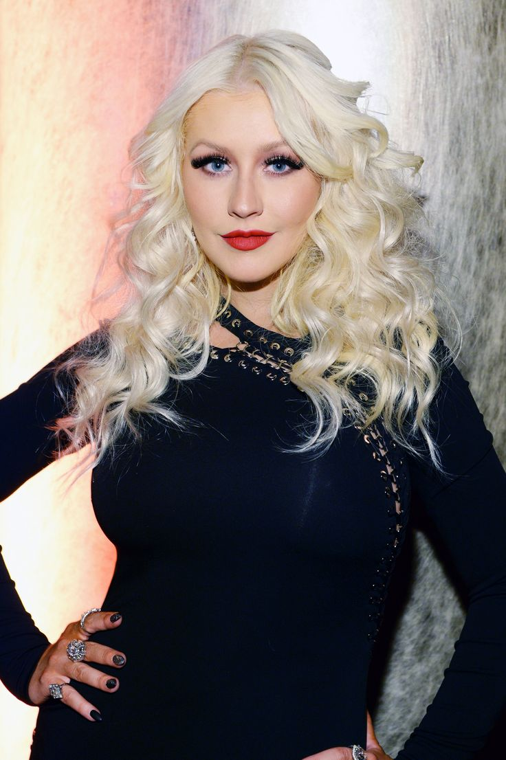 Christina Aguilera offered fans a rare glimpse of her private life in a compilation video.
