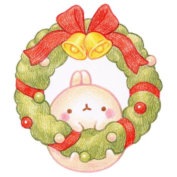 Molang's Christmas