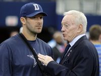 We should not martyrize Cowboys owner Jerry Jones. But following Tony Romo's release, we should commend Jones for doing the right thing, doing it on time and backing up his word.