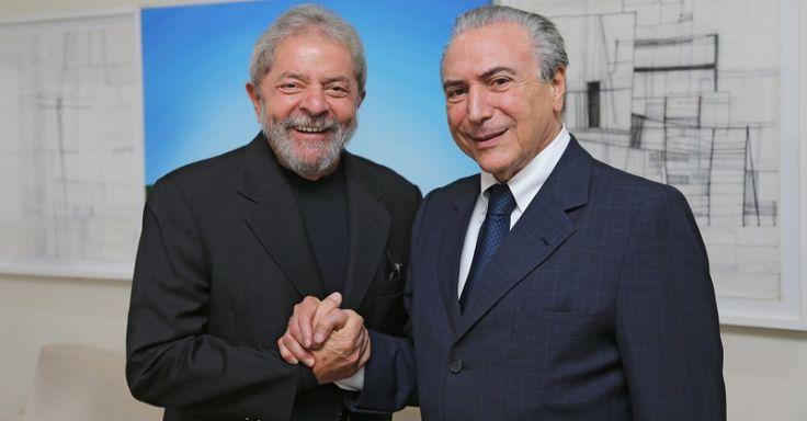 Prisão de Lula traria instabilidade ao país, diz Temer