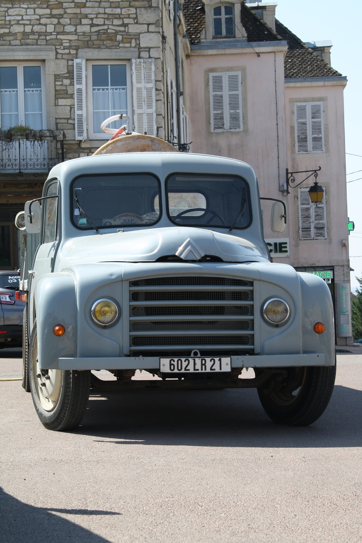 Nice old French Truck