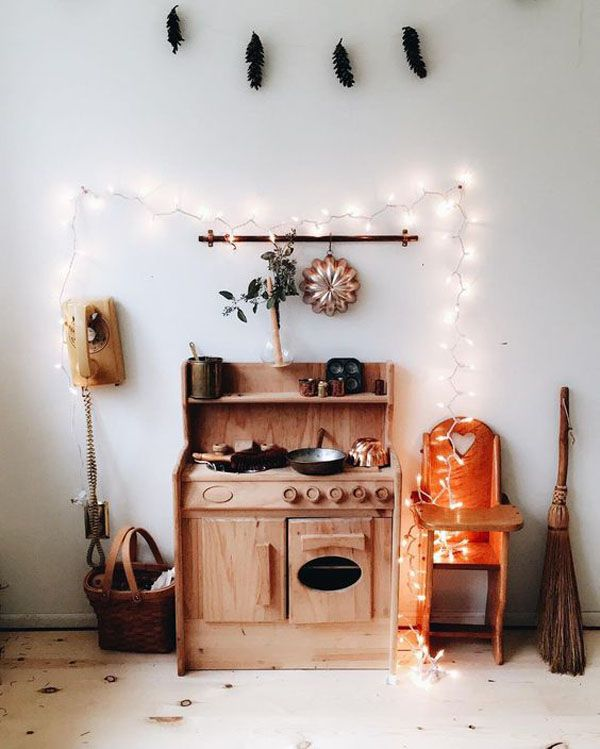 Toy Kitchens to Play and Decorate - Petit & Small