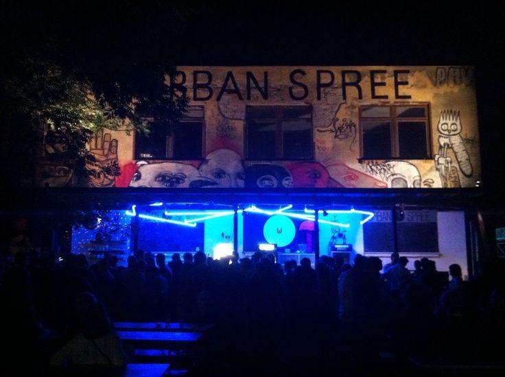 Urban Spree in Berlin, Berlin