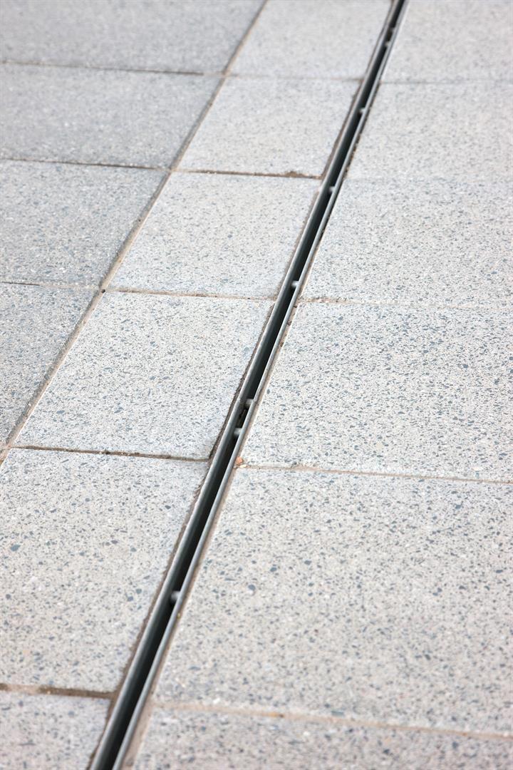 Mono Slot Drain Discreet Linear Drainage System Details