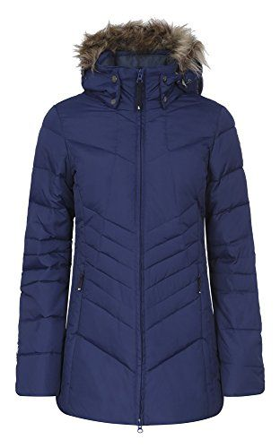 ICEPEAK Damen Jacket Jessie Navy Blue 44 453058520I
