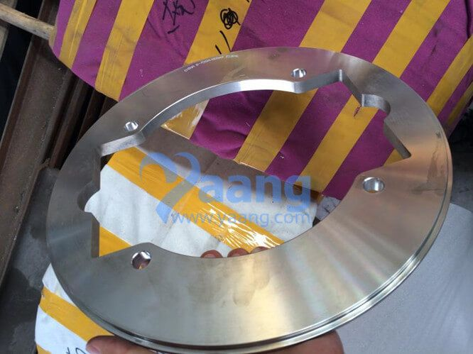 Custom Plate Flange: 2205 Non-standard Plate Flange - Yaang