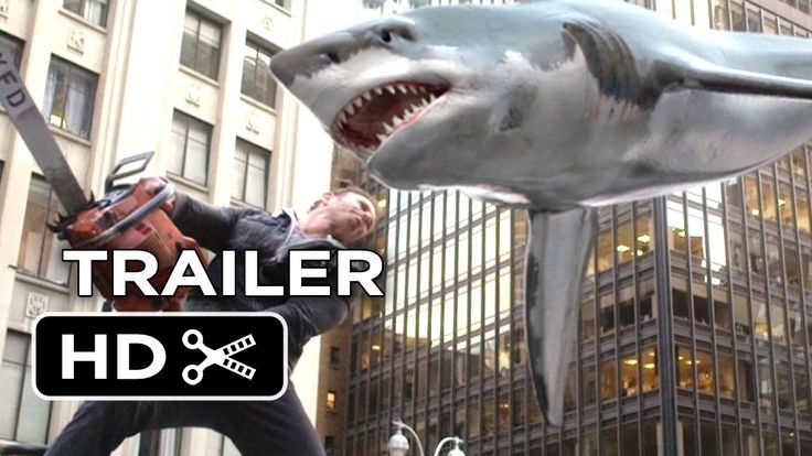 Sharknado 2: The Second One Official Trailer #1 (2014) - Syfy Channel Se...