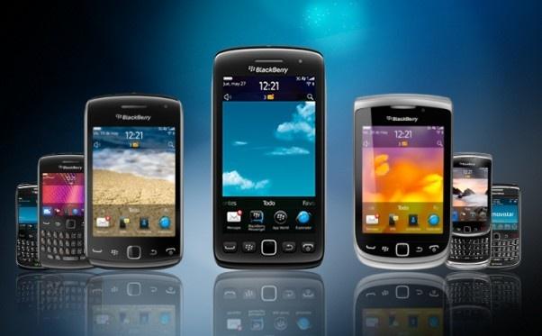 Carga en tu factura de Movistar las apps de BlackBerry App World