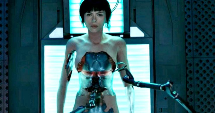 Ghost in the Shell International Trailer Unleashes a Cyborg Scarlett Johansson -- Scarlett Johansson stars as The Major, who leads an elite team tasked with taking down cyber-terrorists in Ghost in the Shell. -- http://movieweb.com/ghost-in-the-shell-trailer-international/