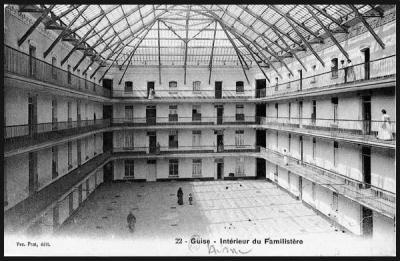 Le phalanstère .. utopie de Charles Fourier