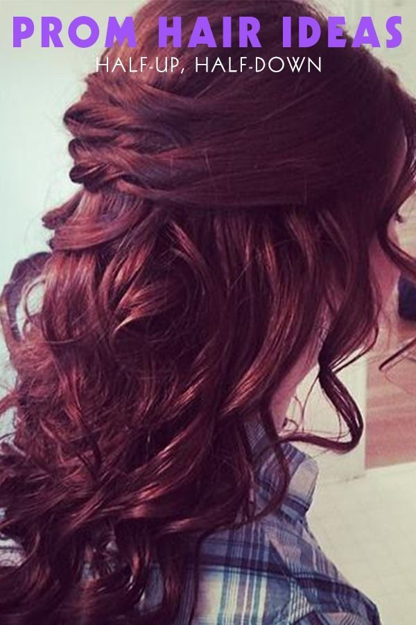 #hairstyles #saturday #halfdown #perfect #halfup #makeup